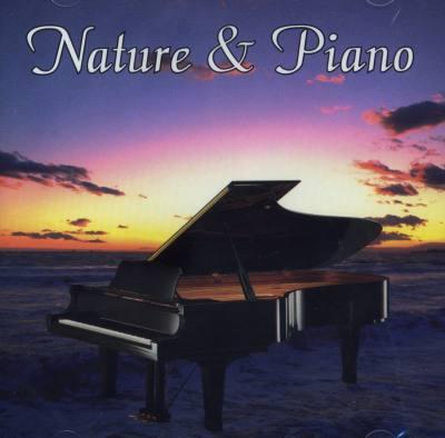 Nature and Piano CD