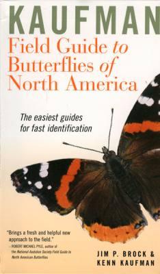 Kaufman Field Guide to Butterflies of N.A.