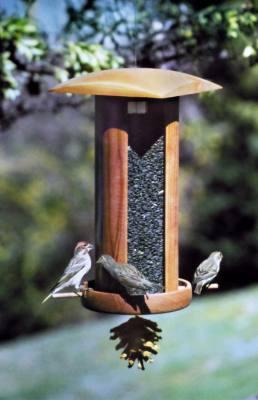 Songbird Lantern Big & Tall Bird Feeder