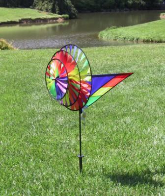 Rainbow Triple Spinner