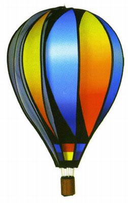 22in. Sunset Gradient Hot Air Balloon