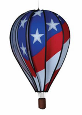 22in. Patriotic Hot Air Balloon