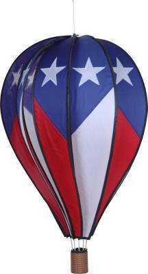 Hot Air Balloon Patriotic