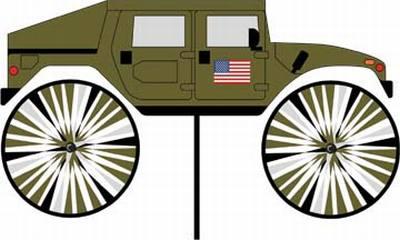 Military Vehicle
