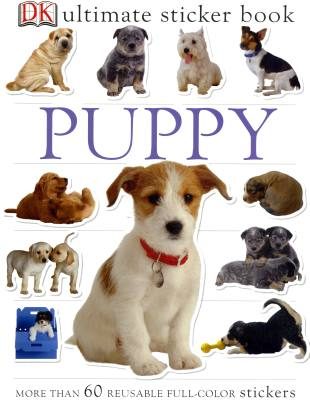 Puppy Sticker Book