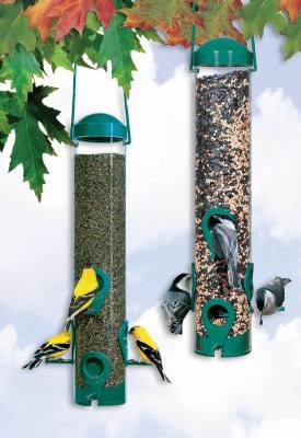 Sierra Bird Feeder with Optional Thistle Ports