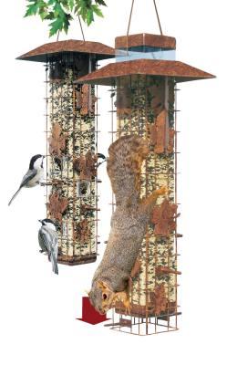 Squirrel-Be-Gone Wild Bird Feeder