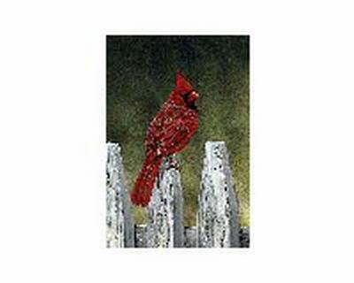 Big Red 8x10 Print