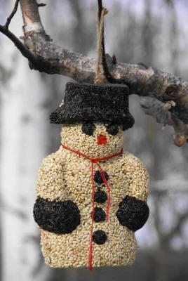 Snow Man 9 inch