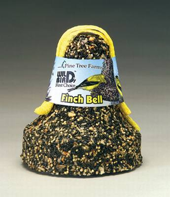 Finch Seed Bell 18 oz