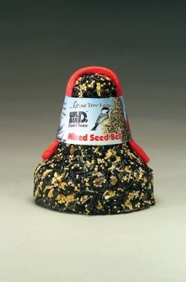 14oz Mixed Seed Bell with Net