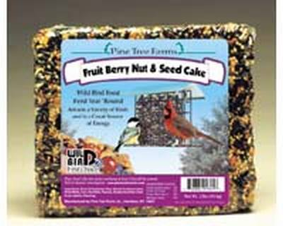 2.5 lb. Fruit, Berry, Nut Seed Cake