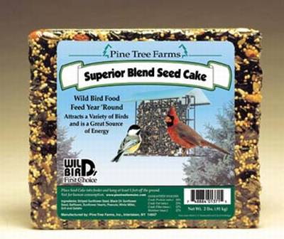 2 lb Superior Blend Seed Cake
