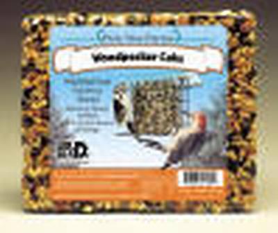 2.5 lb Woodpecker Seed Cake