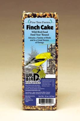 16 oz. Finch Seed Cake