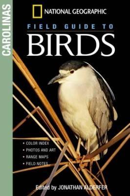 National Geographic Carolinas Field Guide