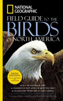 National Geographic Field Guide Birds N.A. 5th
