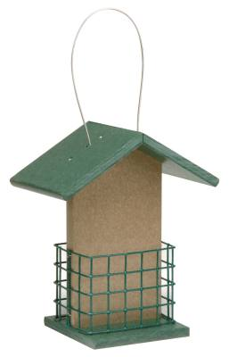 Double Suet Feeder Recycled Plastic