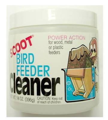 Scoot Bird Feeder Cleaner 14 oz.