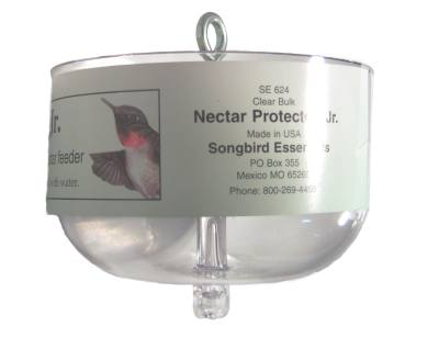 Nectar Protector Jr.-Clear (set of 2)