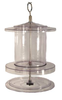 All Weather Feeder –4 Qt. - Clear