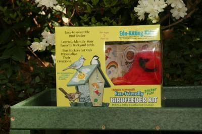 Eco-Friendly Recycled Bird Feeder Kit For Kids