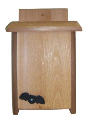 Single Compartment Bat House