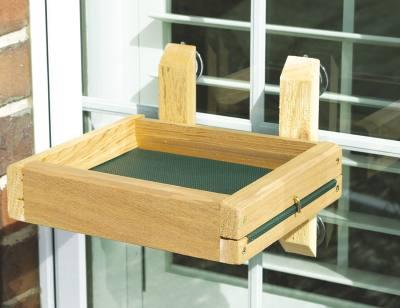 Cedar Window Feeder