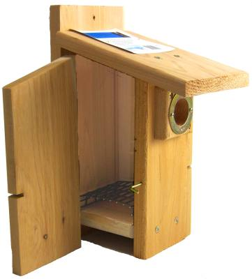 Western Bluebird Ultimate Bluebird House