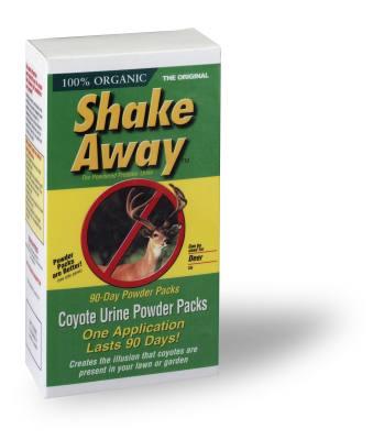 Shake-Away 90-Day Powder Pak – Deer Repellent