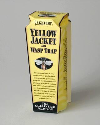 Slim Yellow Jacket Trap