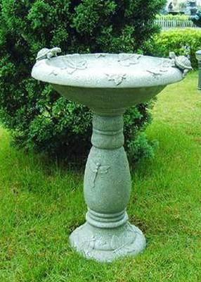 Solar Fountain Bird Bath Country Gardens