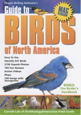 Birds Of N. America v3.9 Macintosh