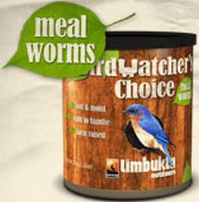 Birdwatcher's Choice Mealworms