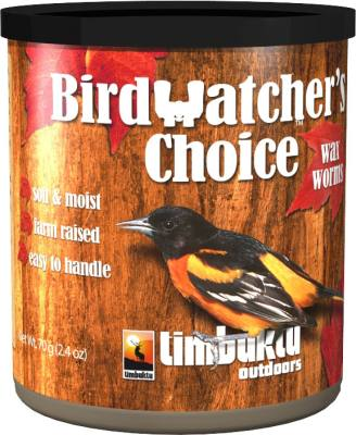 Birdwatcher's Choice WaxWorms