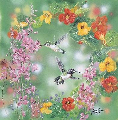Hummingbirds - Medium