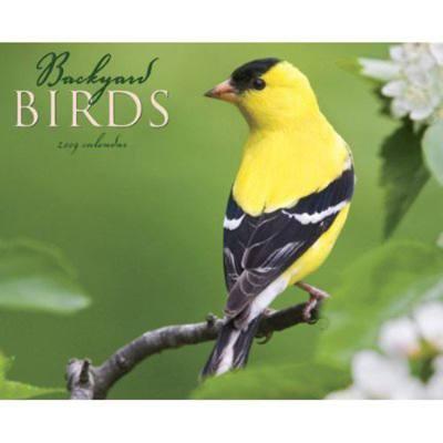 2010 Backyard Birds Calendars