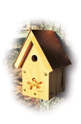 Copper Top Chick/Wren House