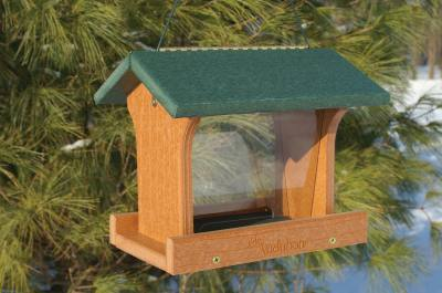 Going Green Recycled Plastic Ranch Feeder