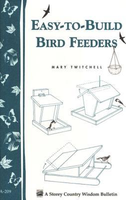 Easy To Build Bird Feeders