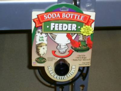 Gadjit Soda Bottle Feeder