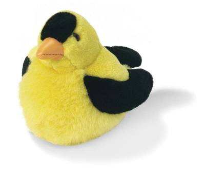 American Goldfinch Bird Plush