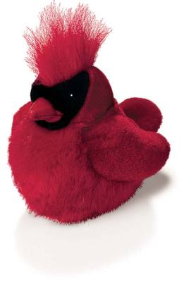 Northern Cardinal Bird Plush
