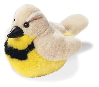 Western Meadowlark Bird Plush