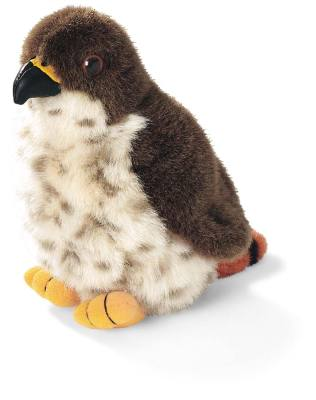 Red Tailed Hawk Plush Bird