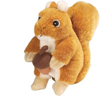 """Audubon Squirrels - Red Squirrel 6"""""""