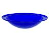 Crackle Glass Bowl Cobalt Blue (no cradle)