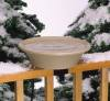 Four Seasons Heated Bird Bath, 14""