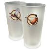 Pheasant 2 Pint Glasses
