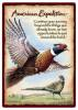 Pheasant Playing Cards